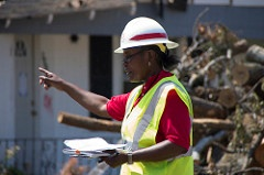 USACE oversees quality assurance of contractor...