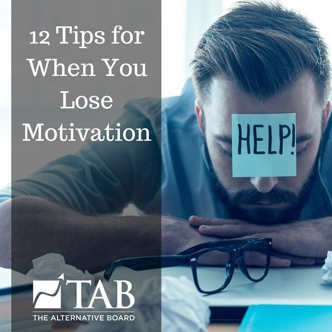 Motivation Blog Graphic