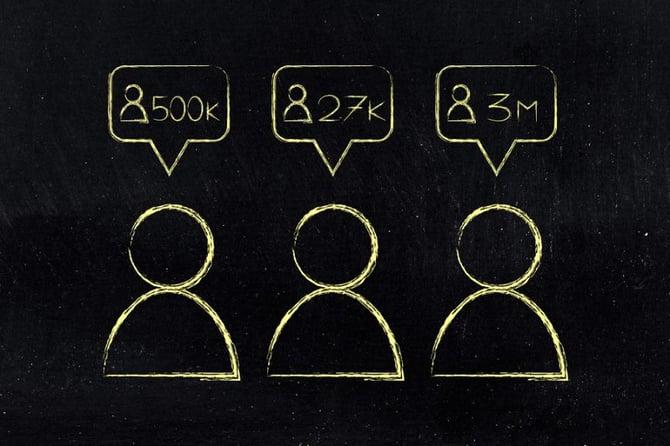 Become a social media influencer.