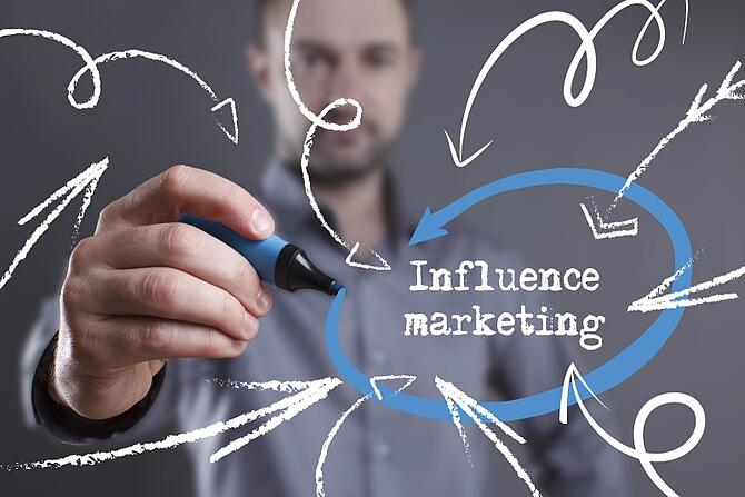 influencer marketing, influence marketing, marketing