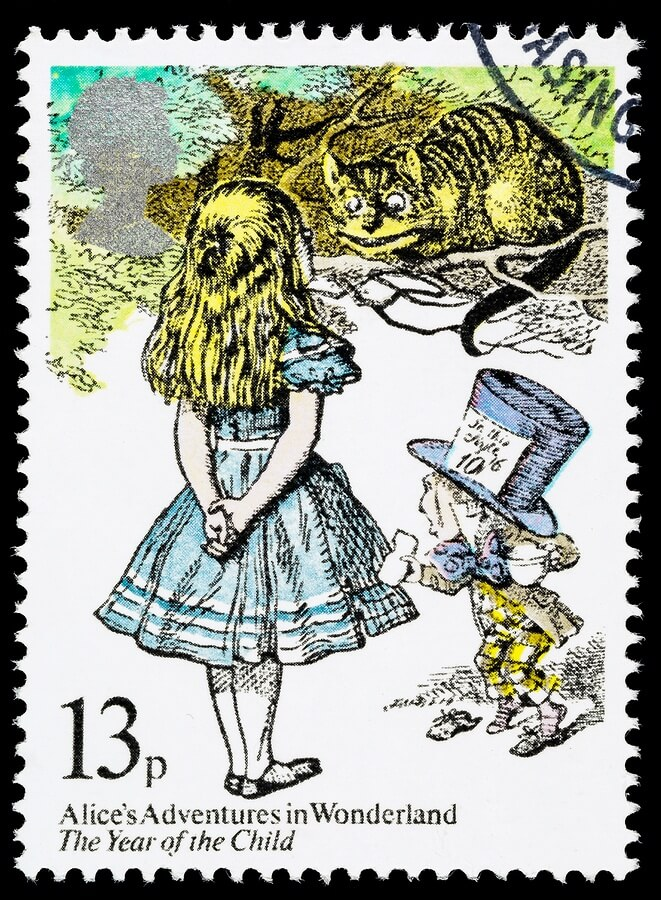 bigstock-Britain-Alice-In-Wonderland-Po-110615252