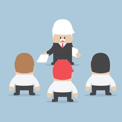 bigstock-Businessman-Divide-Up-The-Work-90125030