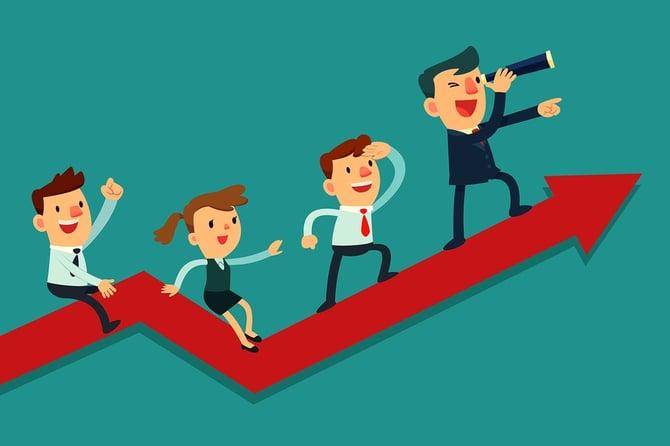 bigstock-Businessman-Leading-His-Team