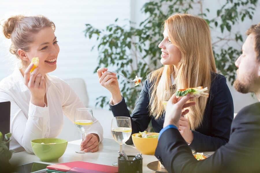 bigstock-Young-People-Eating-Lunch-In-O-88382513