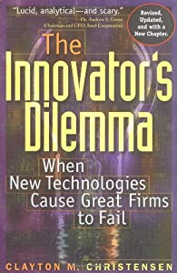 "Cover of ""The Innovator's Dilemma: When N..."