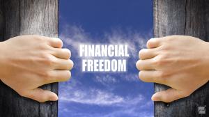 How to achieve financial freedom