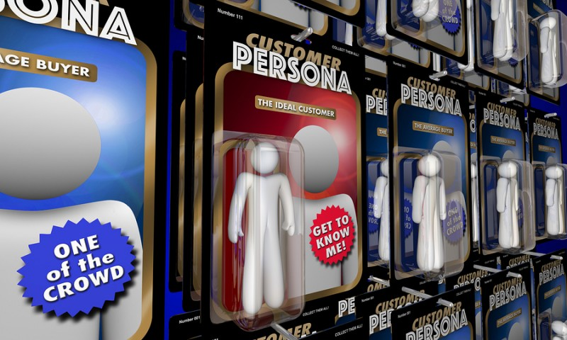 Customer Persona Targeting Best Ideal Buyer Action Figures 3d Il