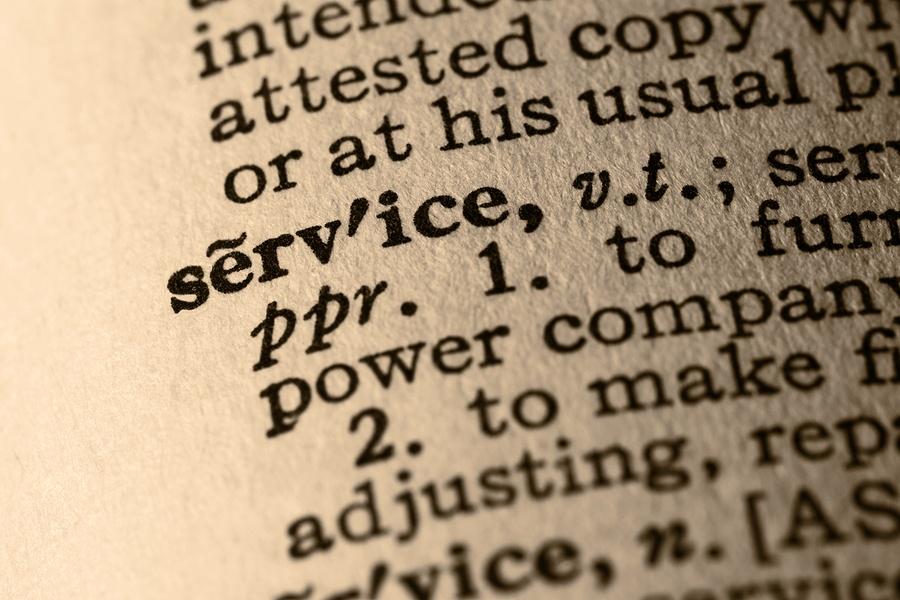 bigstock-The-Word-Service-1176193