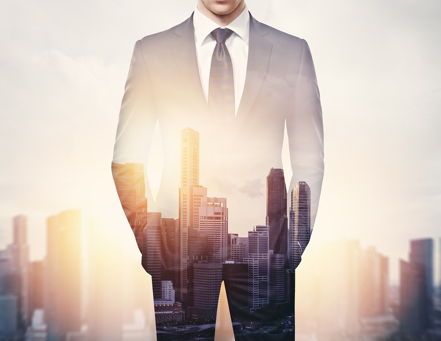 bigstock-double-exposure-of-businessman-67463152